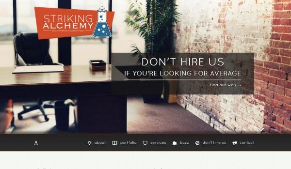 Stand Designs Quotes : Unique portfolio websites blackdot
