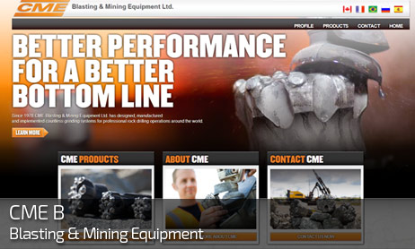 Web Design for CME