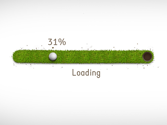 Design Inspiration: Loading Bars